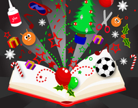 Print - Christmas Holiday Brochure
