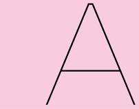 A | architecture magazine layout