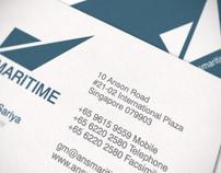 ANS Maritime Branding