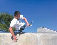 Greg Shaw at the Skatepark