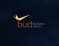 Budapest Airport Visual Identity