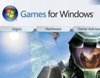 [Microsoft Brasil] Games for Windows