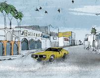 Calexico Mural