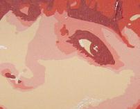 Portraits - Pop paintings serie