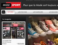 Mode Sport - Baskets et chaussures