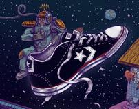Converse Star Player EV