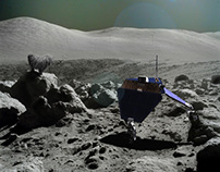 Lunar Rover for Puli Space Technologies