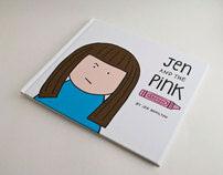 Jen & the Pink Crayon