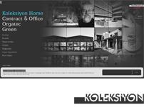 Koleksiyon Corporate Site & Online | 2010-13, Freelance