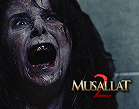 Musallat 2 - Movie Site // 2011, Freelance
