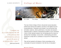 College of Music