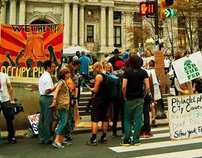 OCCUPY PHILLY: We Are The 99%...And so am I. Part II