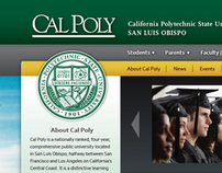 Cal Poly Website Redesign