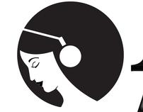 Mother Music visual identity design