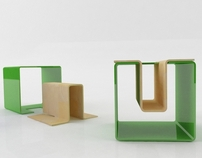 UN STOOL by studio PARCHITECTS