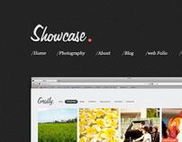 Showcase - A Free PSD Template