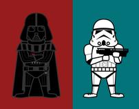 Star Wars Vector Art
