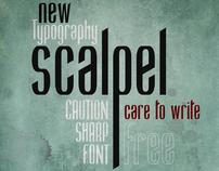 Scalpel Font