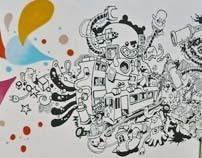 Wall arts for McCann Erickson / Istanbul