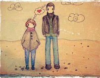 Girl & Boy