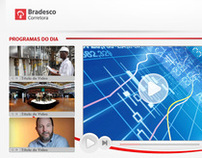 TV Home Broker Bradesco