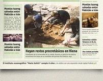"""Método"" Newspaper"