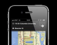 User Interface Design for EmbarkNYC (Embark Inc.)