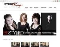 Hair Salon Website, Video & SEO Campaign