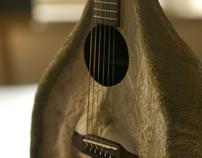 The Pear Guitar
