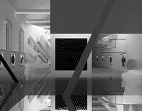 Concept - the Shukhov center of the modern art