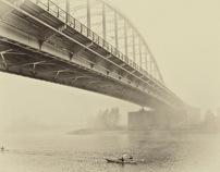 Fog in Holland, november 2011