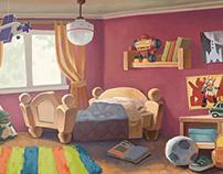 concept of childroom