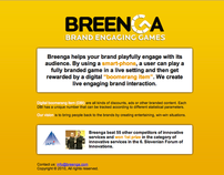 Breenga - Brand Engaging Games