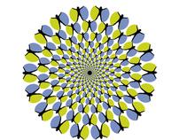 98 784 HOMO VITRUVIANO (illusory sculpture)