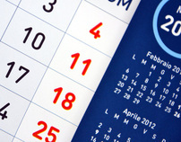Sirm | Desk Calendar