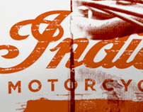 Indian Motorcycle - Brand Campaign Concept