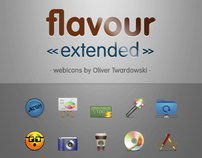 flavour extended - iconset