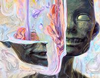Manic - Illustration
