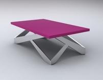 Spark coffee table