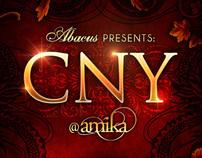 CNY @ Amika