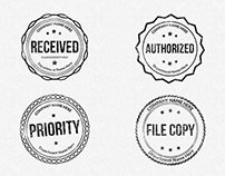 Rubber Stamps Designs Collection Vol.2