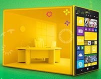 Nokia Lumia- Zain Kuwait
