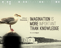 Imagination More Than Knowledge