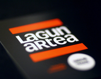 LAGUN ARTEA. branding