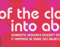 Blackburn and Darwen Council - Domestic Abuse Campaign