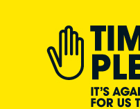 NHS - Time Please. Client: Sunny Thinking Mcr.