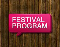 ArtGeni Festival Program