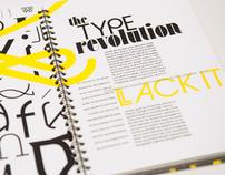 Past Pretty / Typographer's Book