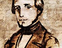 Alberdi portrait