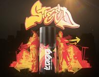 Tagg Deodorant - 5Day Challenge
